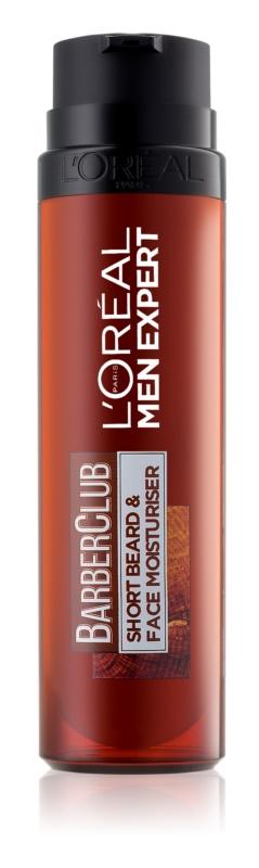 L'Oréal Paris Barber Club hydratační péče pro krátké vousy a tvář