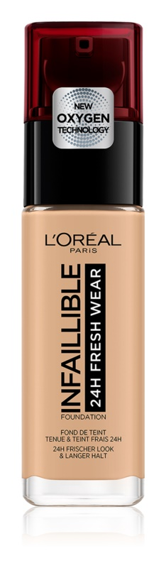 L'Oréal Paris Infallible Langaanhoudende Vloeibare Make-up