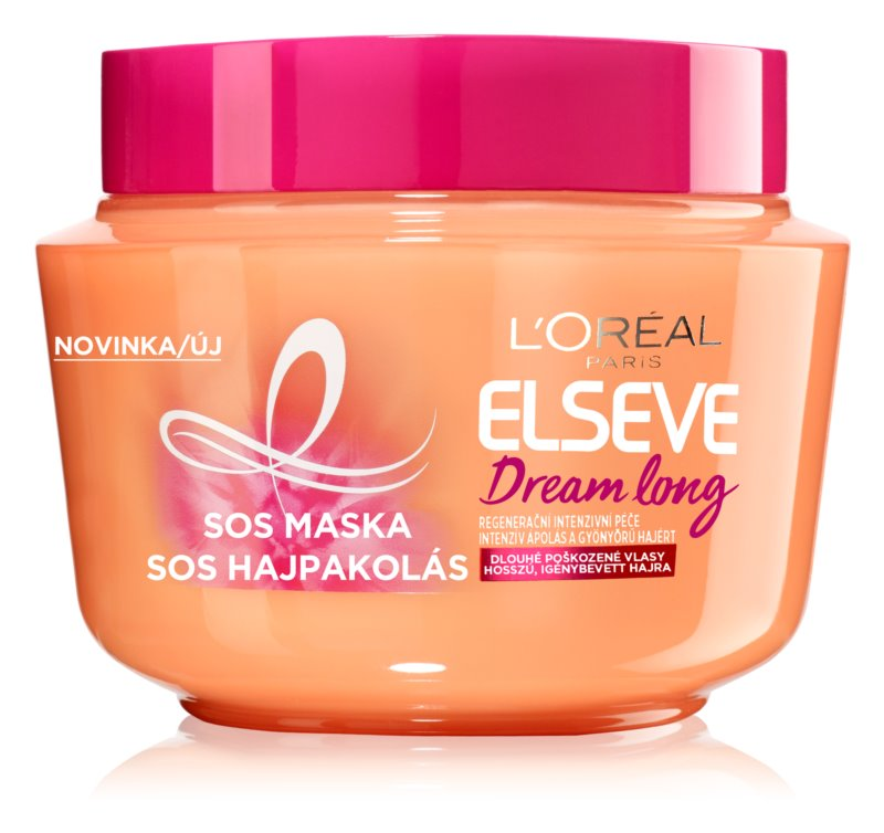 L'Oréal Paris Elseve Dream Long regeneracijska maska za lase