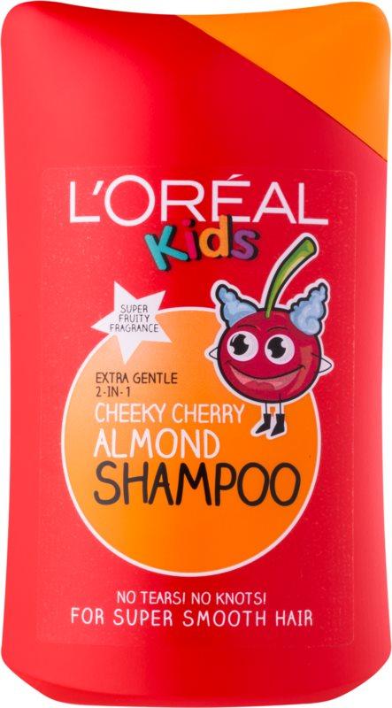L'Oréal Paris Kids Shampoo und Conditioner 2 in 1 für Kinder
