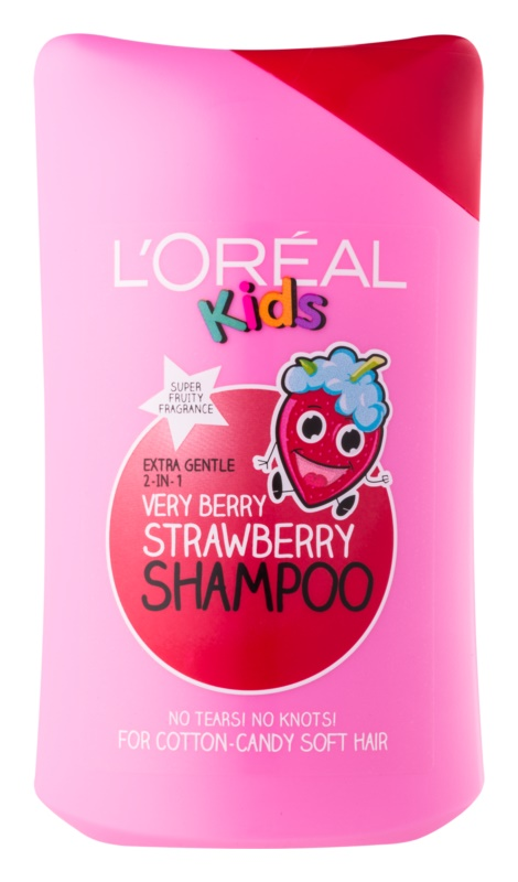 L'Oréal Paris Kids šampon i regenerator 2 u 1  za djecu