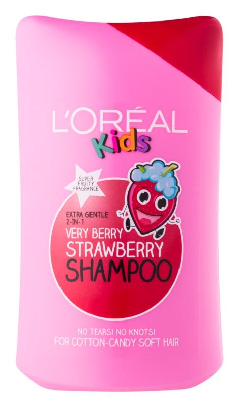 L'Oréal Paris Kids shampoo e balsamo 2 in 1 per bambini