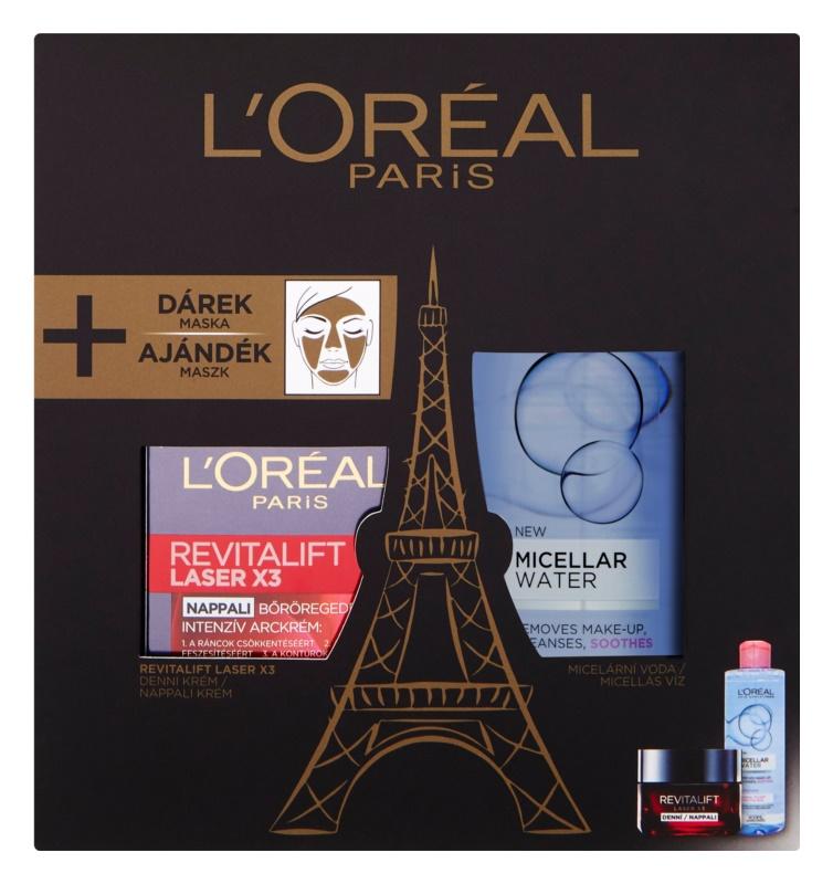 L'Oréal Paris Revitalift Laser X3 Cosmetic Set IV.