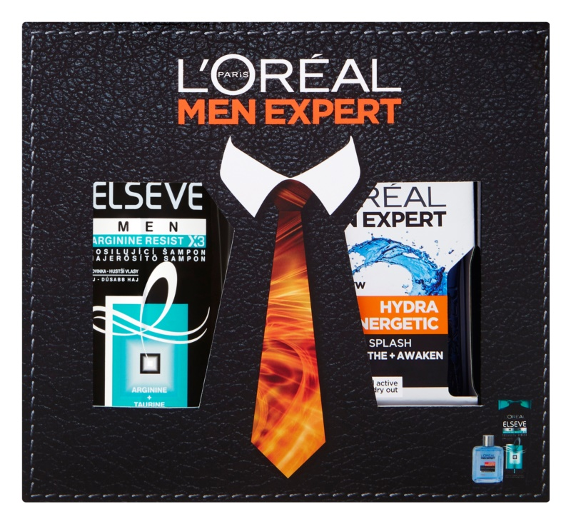 L'Oréal Paris Men Expert Hydra Energetic zestaw kosmetyków III.