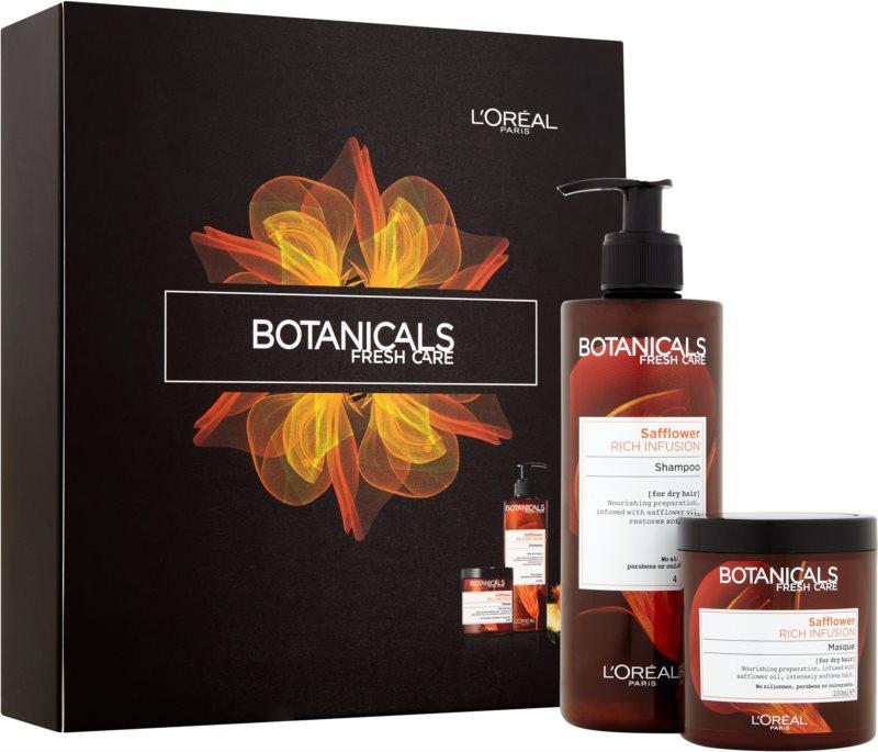 L'Oréal Paris Botanicals Rich Infusion coffret I.