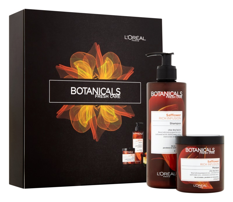 L'Oréal Paris Botanicals Rich Infusion Cosmetic Set I.