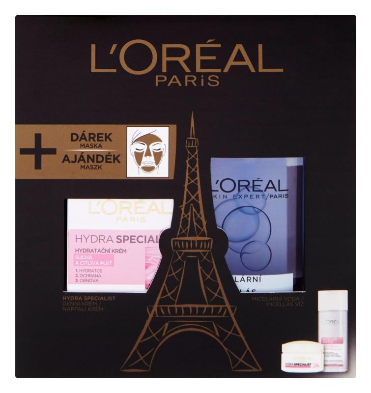 L'Oréal Paris Hydra Specialist kozmetická sada III.