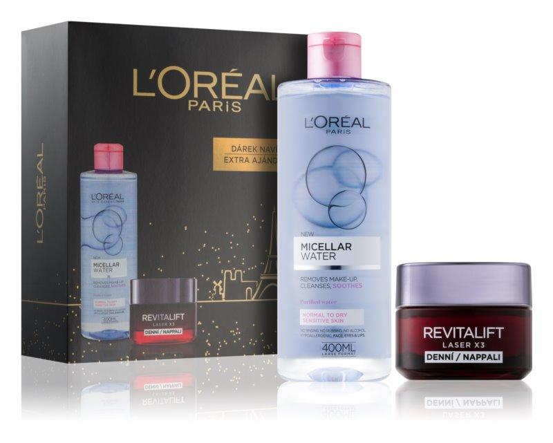 L'Oréal Paris Revitalift Laser X3 kozmetični set I.