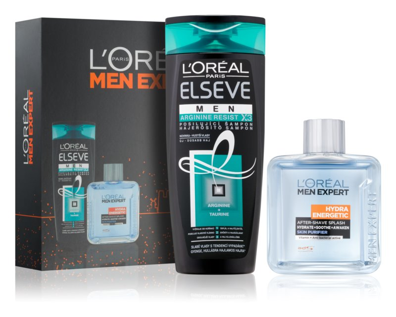 L'Oréal Paris Men Expert Hydra Energetic coffret I.