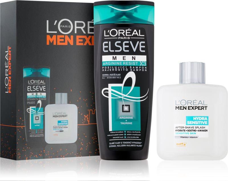 L'Oréal Paris Men Expert Hydra Sensitive косметичний набір I.