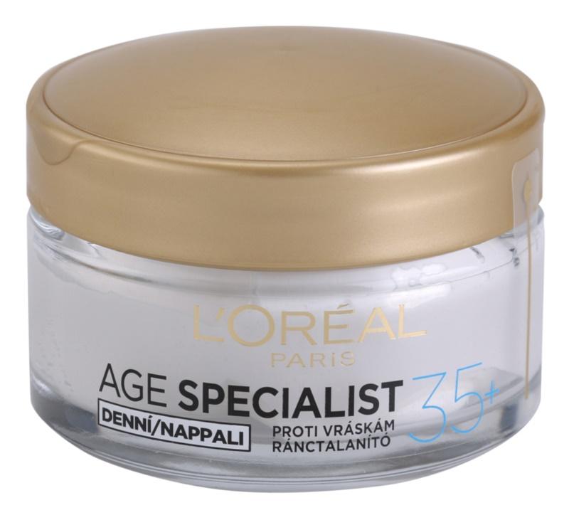L'Oréal Paris Age Specialist 35+ Tagescreme gegen Falten