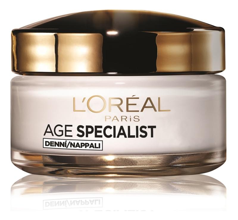 L'Oréal Paris Age Specialist 65+ crema de zi cu efect de refacere antirid