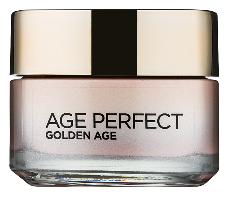 L'Oréal Paris Age Perfect Golden Age dnevna krema proti gubam za zrelo kožo