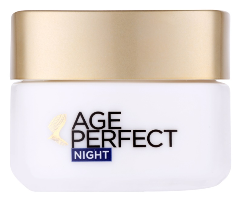L'Oréal Paris Age Perfect crema de noche rejuvenecedora