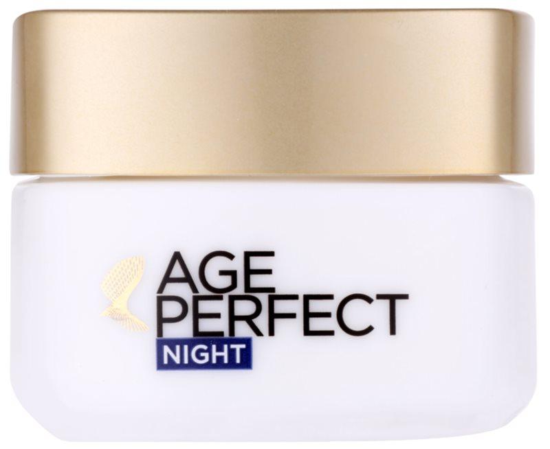 L'Oréal Paris Age Perfect noční omlazující krém