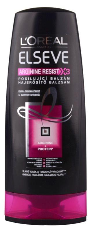 L'Oréal Paris Elseve Arginine Resist X3 bálsamo fortificante