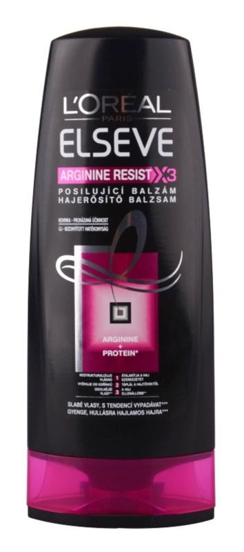 L'Oréal Paris Elseve Arginine Resist X3 wzmacniający balsam