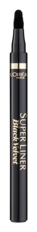 L'Oréal Paris Super Liner Black Velvet oční linky