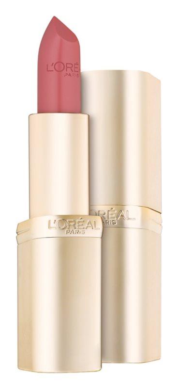 L'Oréal Paris Color Riche hidratáló rúzs