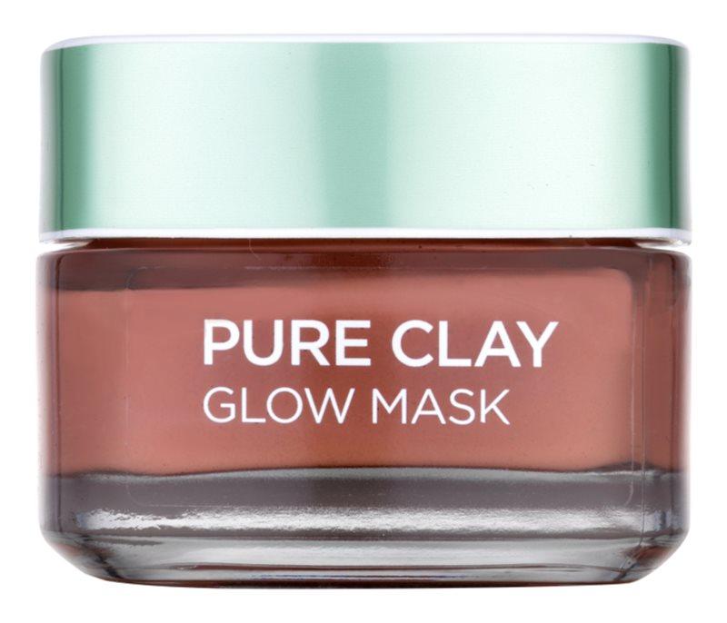 L'Oréal Paris Pure Clay Exfoliating Masque