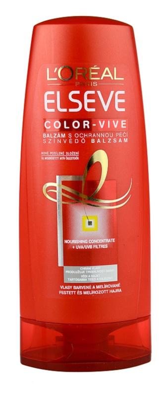 L'Oréal Paris Elseve Color-Vive bálsamo para cabelo pintado