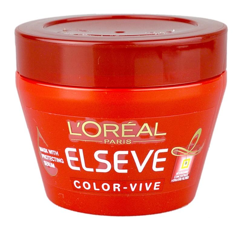 L'Oréal Paris Elseve Color-Vive masca pentru par vopsit