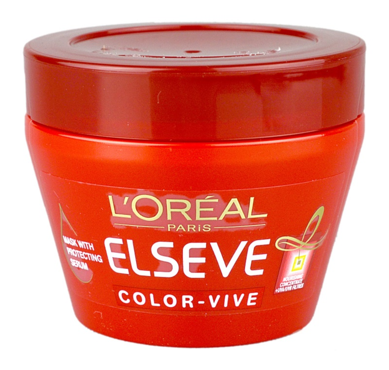 L'Oréal Paris Elseve Color-Vive maska pre farbené vlasy