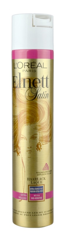 L'Oréal Paris Elnett Satin lak na vlasy pre objem