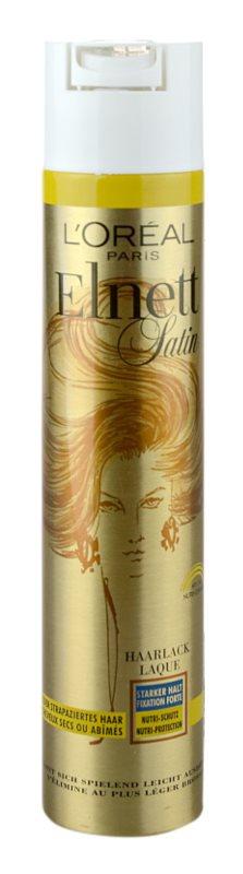 L'Oréal Paris Elnett Satin лак для волосся