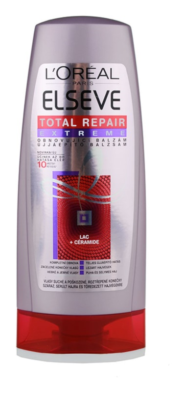 L'Oréal Paris Elseve Total Repair Extreme bálsamo regenerador
