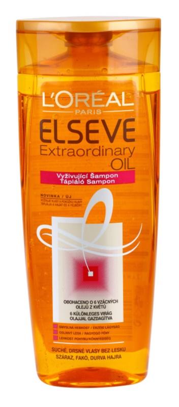 L'Oréal Paris Elseve Extraordinary Oil champú nutritivo para cabello seco