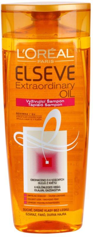 L'Oréal Paris Elseve Extraordinary Oil vyživujúci šampón pre suché vlasy