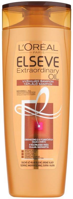 L'Oréal Paris Elseve Extraordinary Oil šampon pro velmi suché vlasy