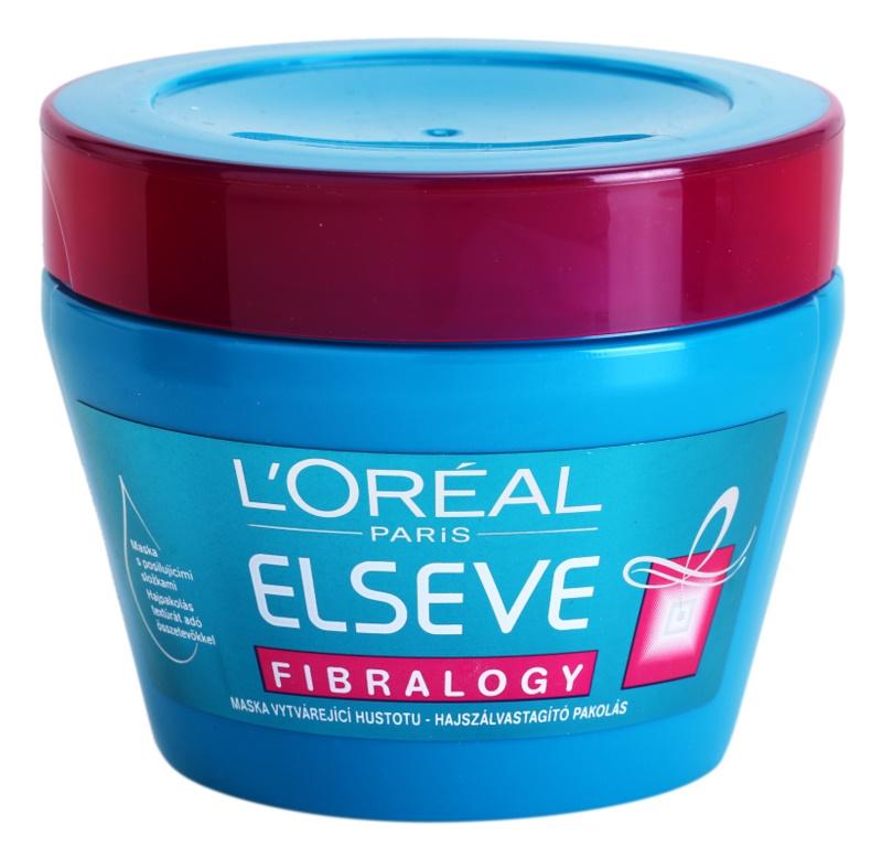 L'Oréal Paris Elseve Fibralogy maszk a sűrű hajért
