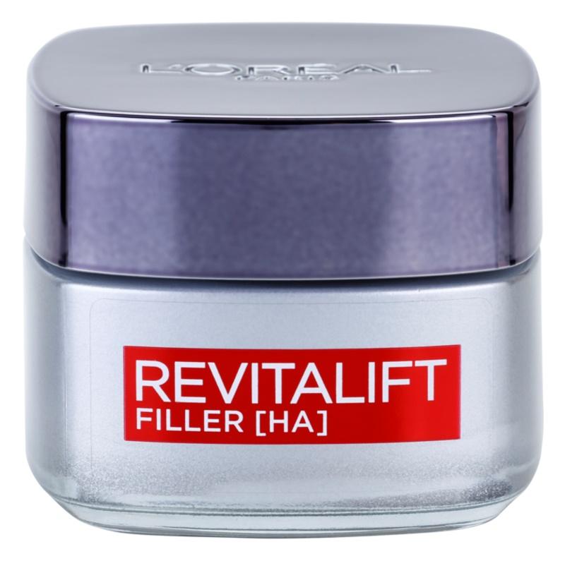 L'Oréal Paris Revitalift Filler crème de jour restructurante anti-âge