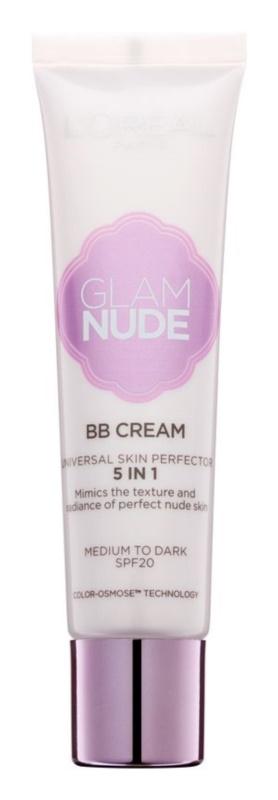 L'Oréal Paris Glam Nude crema BB 5 in 1 SPF 20