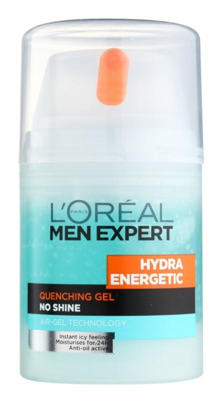 L'Oréal Paris Men Expert Hydra Energetic Feuchtigkeitsgel gegen die Anzeichen von Müdigkeit