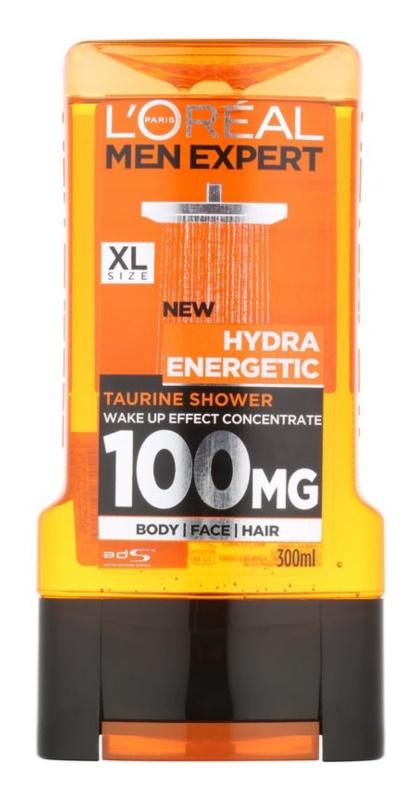 L'Oréal Paris Men Expert Hydra Energetic Stimulerende Douchegel