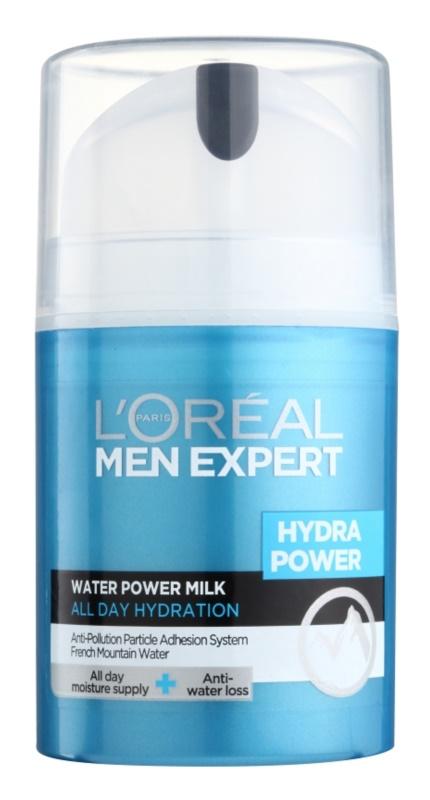 L'Oréal Paris Men Expert Hydra Power osviežujúce hydratačné pleťové mlieko
