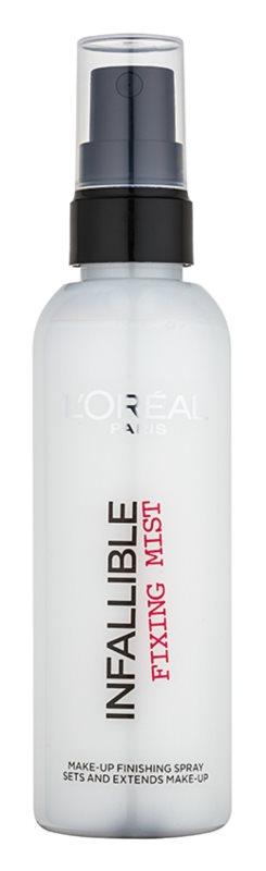 L'Oréal Paris Infallible fixator make-up