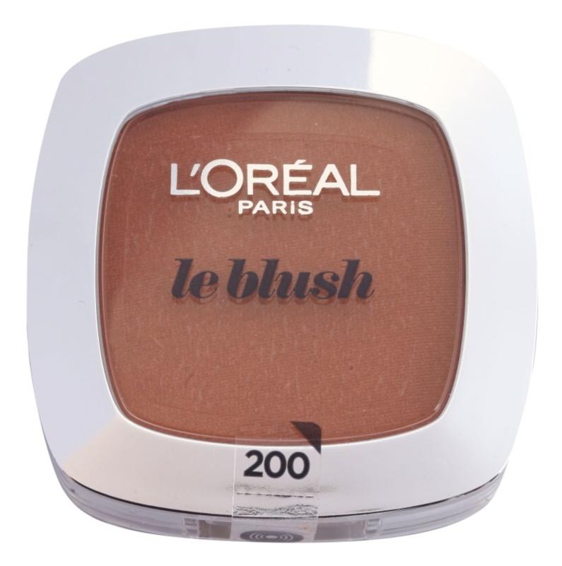 L'Oréal Paris True Match Le Blush rdečilo