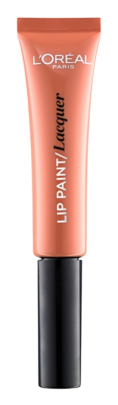 L'Oréal Paris Lip Paint tekutá rtěnka