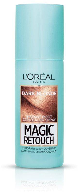 L'Oréal Paris Magic Retouch sprej pro okamžité zakrytí odrostů