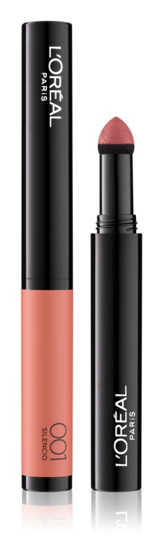 L'Oréal Paris Infallible Matte Max matná pudrová rtěnka