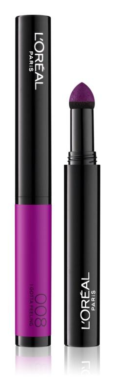 L'Oréal Paris Infallible Matte Max matný púdrový rúž
