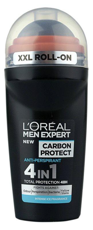 L'Oréal Paris Men Expert Carbon Protect antiperspirant roll-on