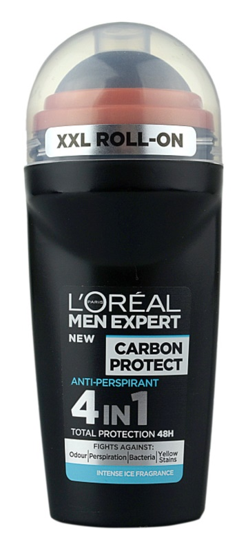 L'Oréal Paris Men Expert Carbon Protect roll-on antibacteriano