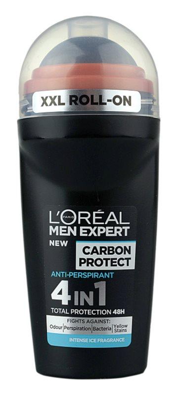L'Oréal Paris Men Expert Carbon Protect roll-on antibacteriano