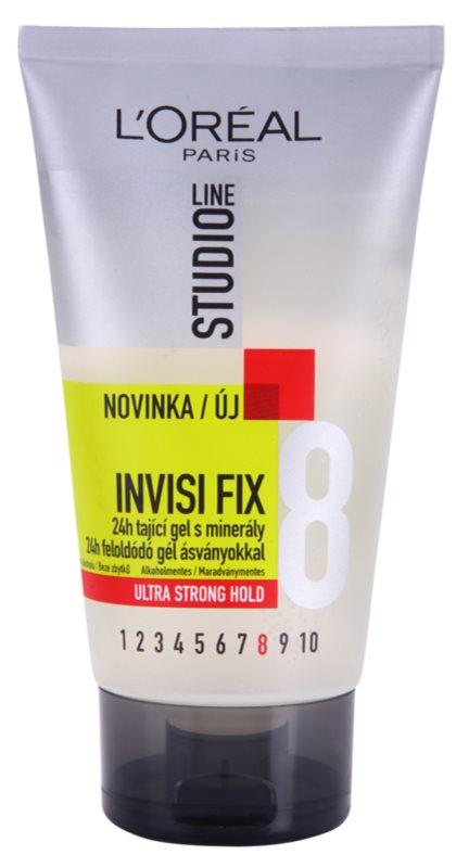 L'Oréal Paris Studio Line Mineral FX гель для волосся