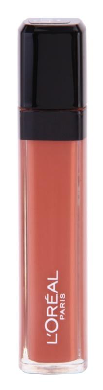 L'Oréal Paris Infallible Mega Gloss Matte lesk na pery